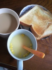 KICO 公式ブログ/遅めの朝食パート1。 画像1