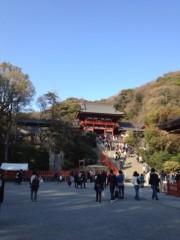 KICO 公式ブログ/鶴岡八幡宮。 画像1
