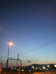 KICO 公式ブログ/昨日の夕空。 画像1