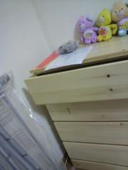KICO 公式ブログ/新しい家具が仲間入り。 画像1