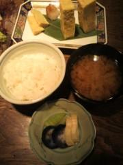 KICO 公式ブログ/ご飯,お新香,お味噌汁。 画像1