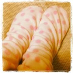 KICO 公式ブログ/すぐあったかくなる魔法の靴下。 画像1