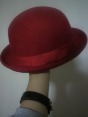 KICO 公式ブログ/赤い帽子。 画像3