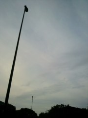 KICO 公式ブログ/赤坂の空と、今日のFASHION。 画像1