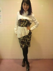 KICO 公式ブログ/明日はFASHION SHOW本番! 画像1