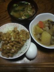 KICO 公式ブログ/夕飯。 画像1