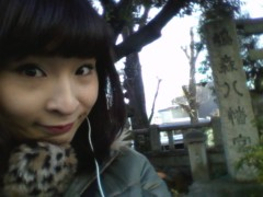 KICO 公式ブログ/鳩森八幡宮。 画像2