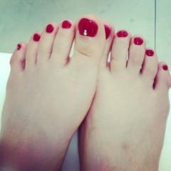 KICO 公式ブログ/Foot Nail. 画像1