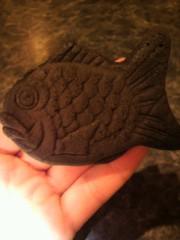 KICO 公式ブログ/黒い鯛焼き!? 画像1