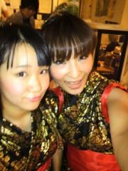 KICO 公式ブログ/愛香さんと汗だく(笑) 画像1