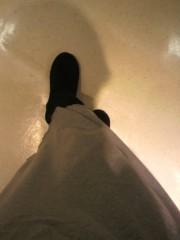 KICO 公式ブログ/私の足 画像1