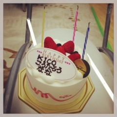 KICO 公式ブログ/サプライズ! 画像1