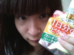KICO 公式ブログ/一日分のビタミン 画像1