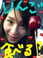 KICO 公式ブログ/りんご飴。 画像1