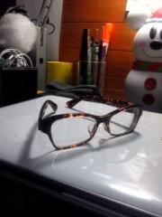 TERUJi / テルジヨシザワ 公式ブログ/眼鏡を置いて 画像1