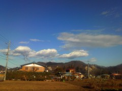 TERUJi / テルジヨシザワ 公式ブログ/人里離れた地 画像1