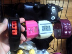 TERUJi / テルジヨシザワ 公式ブログ/LED WATCH 649 画像1