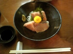 TERUJi / テルジヨシザワ 公式ブログ/初日は豪勢に(^3^) 画像2