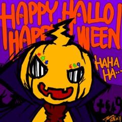 TERUJi / テルジヨシザワ プライベート画像 halloween ghost