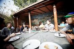 栗城史多 公式ブログ/野山を駆け回る子供達−シシャパンマ南西壁登頂日まであと25日− 画像3