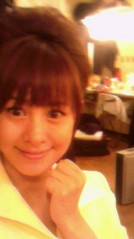 さとう珠緒 公式ブログ/ただいま(*^_^*) 画像1