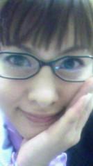 さとう珠緒 公式ブログ/めがね 画像1