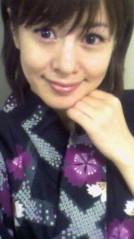 さとう珠緒 公式ブログ/浴衣(*^_^*) 画像1