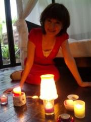 さとう珠緒 公式ブログ/またキャンドル 画像1