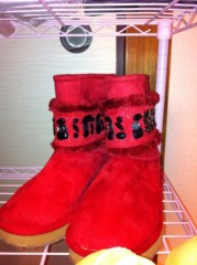 多香津郁海 公式ブログ/靴 画像1