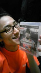 西澤翔吾 公式ブログ/サッカーゲーム 画像1