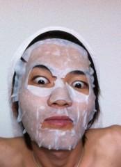 木村将孝(COZZENE) 公式ブログ/11月突入!肌に潤いを!生活に潤いを!そうだ!パックをしよう!ペタペタ… 画像1