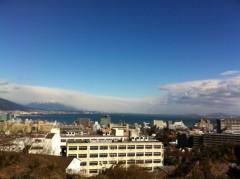 木村将孝(COZZENE) 公式ブログ/大阪〜一宮で撮った写真を載せるので癒されてください。冬の琵琶湖最強俺感動 画像1