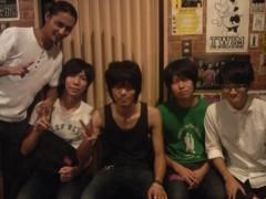 木村将孝(COZZENE) 公式ブログ/ 2010/09/22 名古屋CLUB ZION 画像1