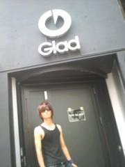 木村将孝(COZZENE) 公式ブログ/2010/08/01 渋谷Glad 画像2