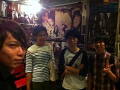 木村将孝(COZZENE) 公式ブログ/2011/07/22 長野CLUB JUNK BOX 画像2