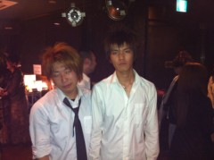 木村将孝(COZZENE) 公式ブログ/2011/05/27 道頓堀SHRIMP 画像3