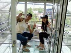 大内厚雄 公式ブログ/大阪が終わり、名古屋に着きました 画像1