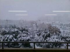 大内厚雄 公式ブログ/雪や! 画像2