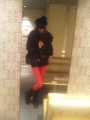 石川真衣 公式ブログ/□赤タイツさん 画像1