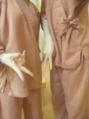 石川真衣 公式ブログ/□岩盤浴にきましたあ 画像1