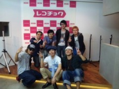 Jam9 公式ブログ/「レコチョクライブ♪」 by MOCKY 画像2