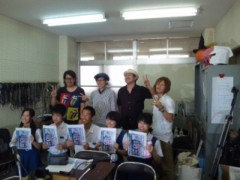 Jam9 公式ブログ/「広島&岡山キャンペーン」 by M OCKY 画像1