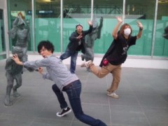 Jam9 公式ブログ/「絆の輪」 by MOCKY 画像2