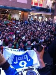 """Jam9 公式ブログ/「2010年12 月19日 """" 絆""""」 by M OCKY 画像1"""