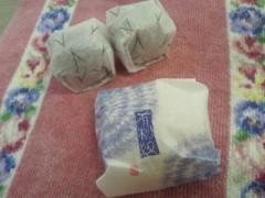 倉田恭子 公式ブログ/お茶菓子☆ 画像1