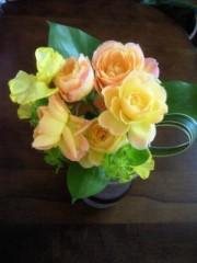 倉田恭子 公式ブログ/花を飾る 画像2