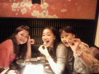 倉田恭子 公式ブログ/女の子会 -...
