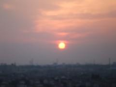 倉田恭子 公式ブログ/夕陽 画像1