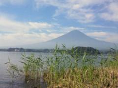 倉田恭子 公式ブログ/河口湖より☆ 画像3