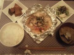 倉田恭子 公式ブログ/今夜のおうちごはん 画像3